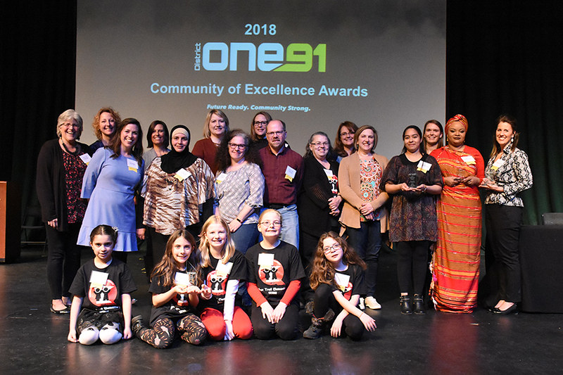 2018 Community of Excellence Awards