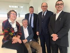 2018.03.08|Opening antennepost justitiehuis in Asse en Halle
