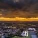 Prescot Sunset by Steve Samosa Photography