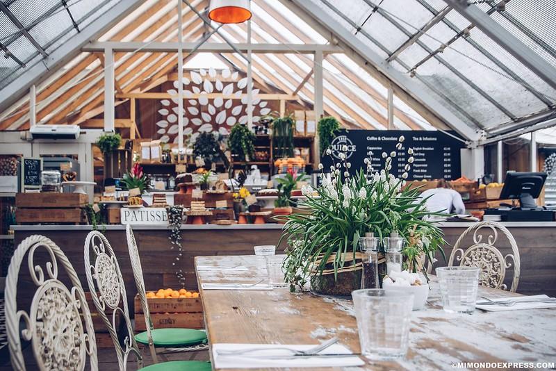 The Quince Tree Café