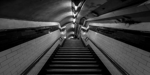 london underground 1834