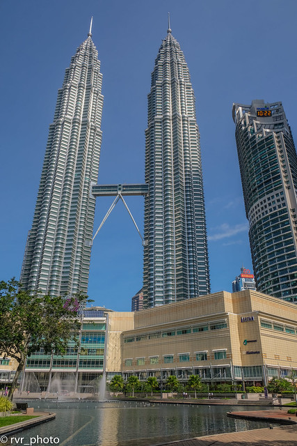 Torres Petronas, Kuala Lumpur, Malasia