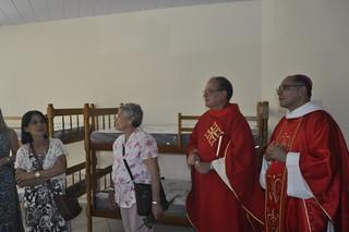 26 03 2018 Inauguração Centro Formação da Paróquia do Rosério