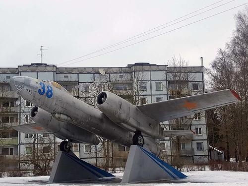 38 blue IL-28 Riga-Skulte 10-3-18