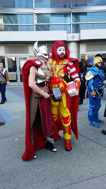 Thor and McThor