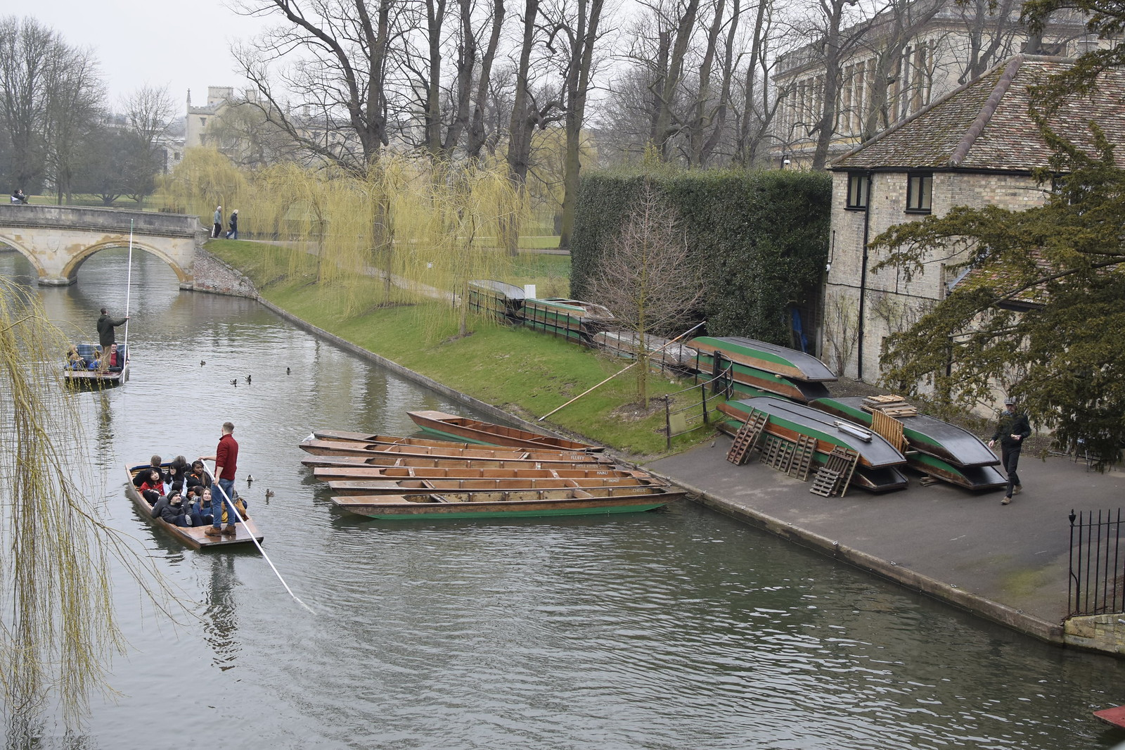photo from walk Cambridge and its Colleges, Grantchester, Trumpington and the University Botanic Gardens