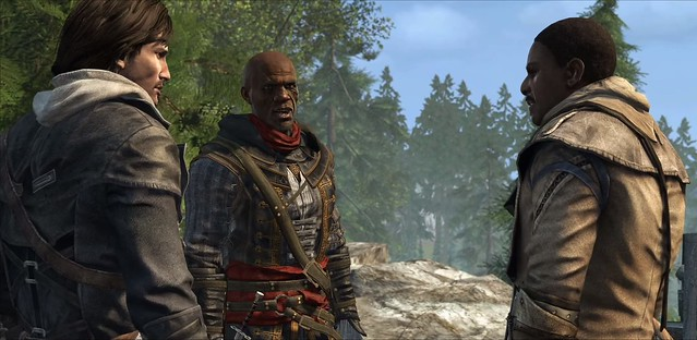 Assassin's Creed Rogue Remastered Walkthrough - Training Complete