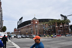 Scooters First Giants Game, April 4 2018