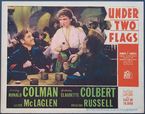 Under Two Flags - lobbycard 3