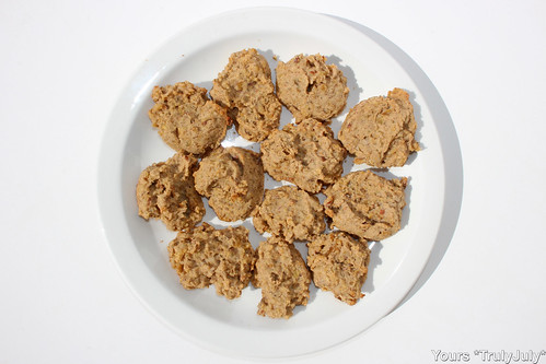 Homemade Chestnut Crumble Cookies