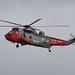 Westland Sea King HU5 ZA134 Prestwick 22-10-10