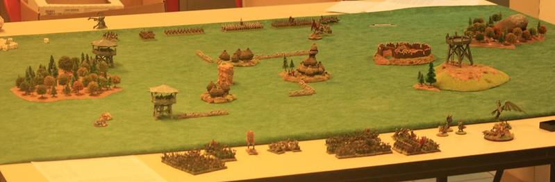 [1250 - Orcs & Gobs vs Elfes-Noirs] Attaque du village orc 40522679505_c3f8c40442_c