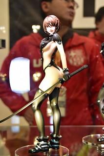 Hdge technical statue《殺戮都市 GANTZ:O》山咲杏(ANZU)X Shotgun VER. 、 Gantz Sword VER. 上色原型公開!