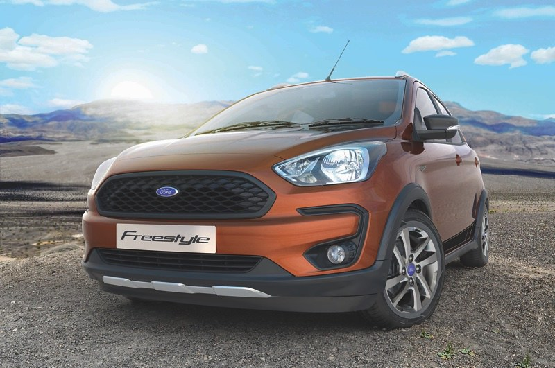 Ford Freestyle Bookings