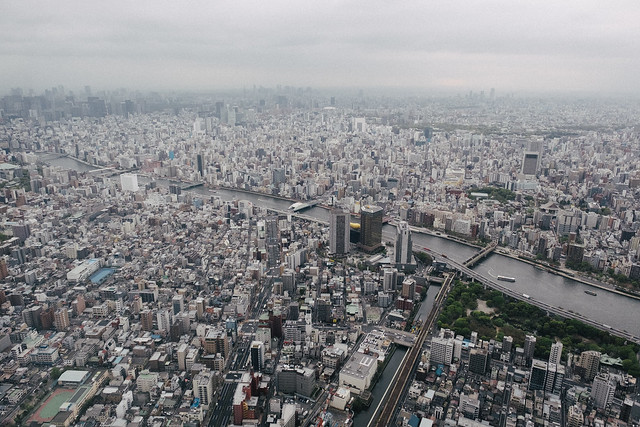 Tokyo From Above-13