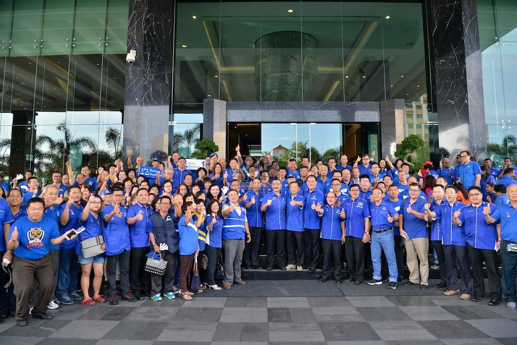150418 - Majlis Pelancaran Manifesto Barisan Nasional Pulau Pinang (15 April 2018)