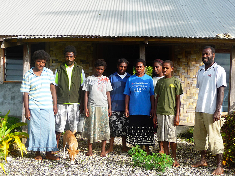 Esso along with his wife Rachel, own and run the Tanna Adventures tourism Operation out of Middlebush in central Tanna, Vanuatu.