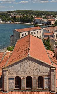 Croatia - Porec - Euphrasian Basilica