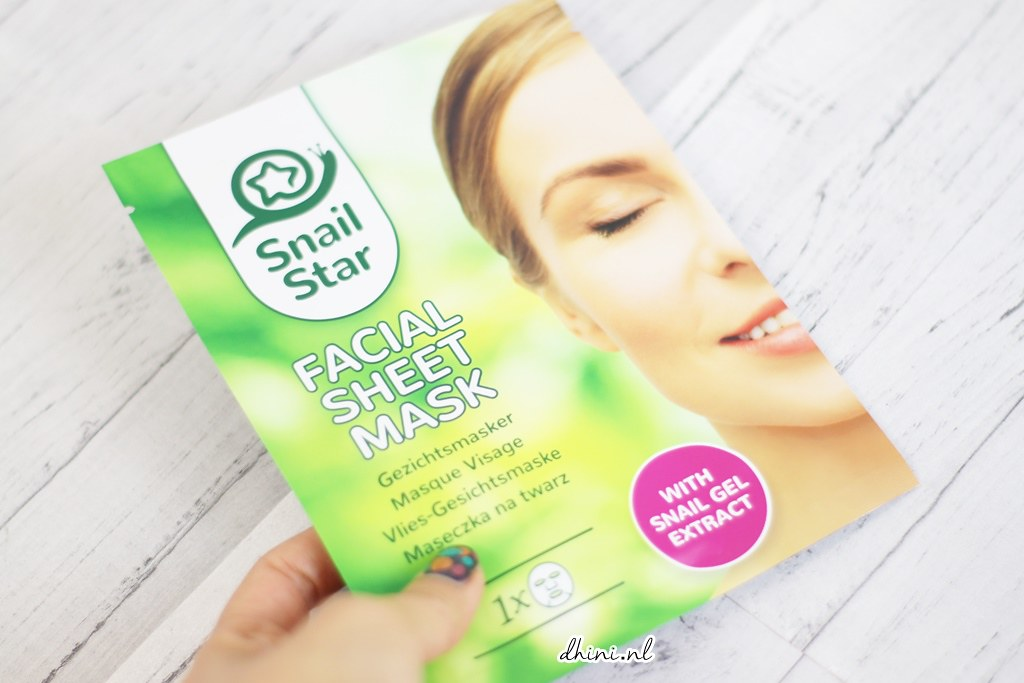 Snail Star Mask