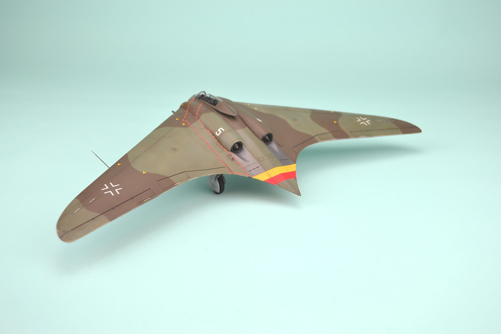 Luft´46 #2   1/48 Horten Ho229A Flying Wing - HyperScale Forums