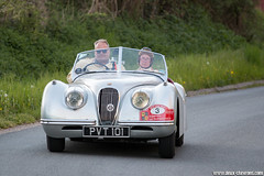 Tour Auto 2015 - Jaguar XK 120 - 1951