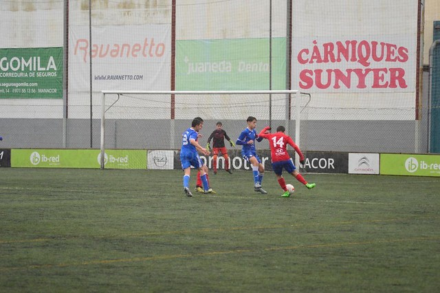 Infantiles 1ª Reg. Mallorca (Gr. A): Manacor 0 – 1 Arenal