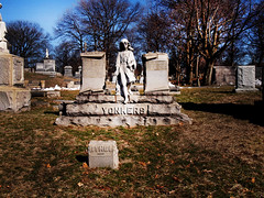 A sad monument for Ethel Yonkers, 1898 -1909