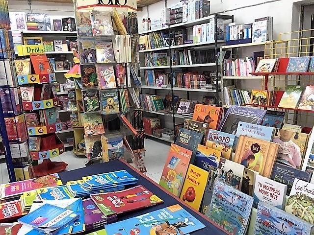 Paradis des livres (Moroni, Comores)