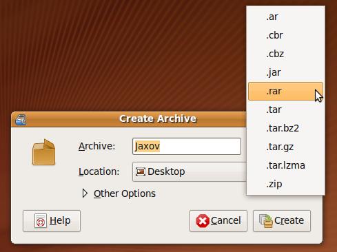 Cài đặt WinRar trên Linux (Ubuntu, Mint) với Terminal đơn giản