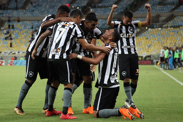 Flamengo 0 x 1 Botafogo