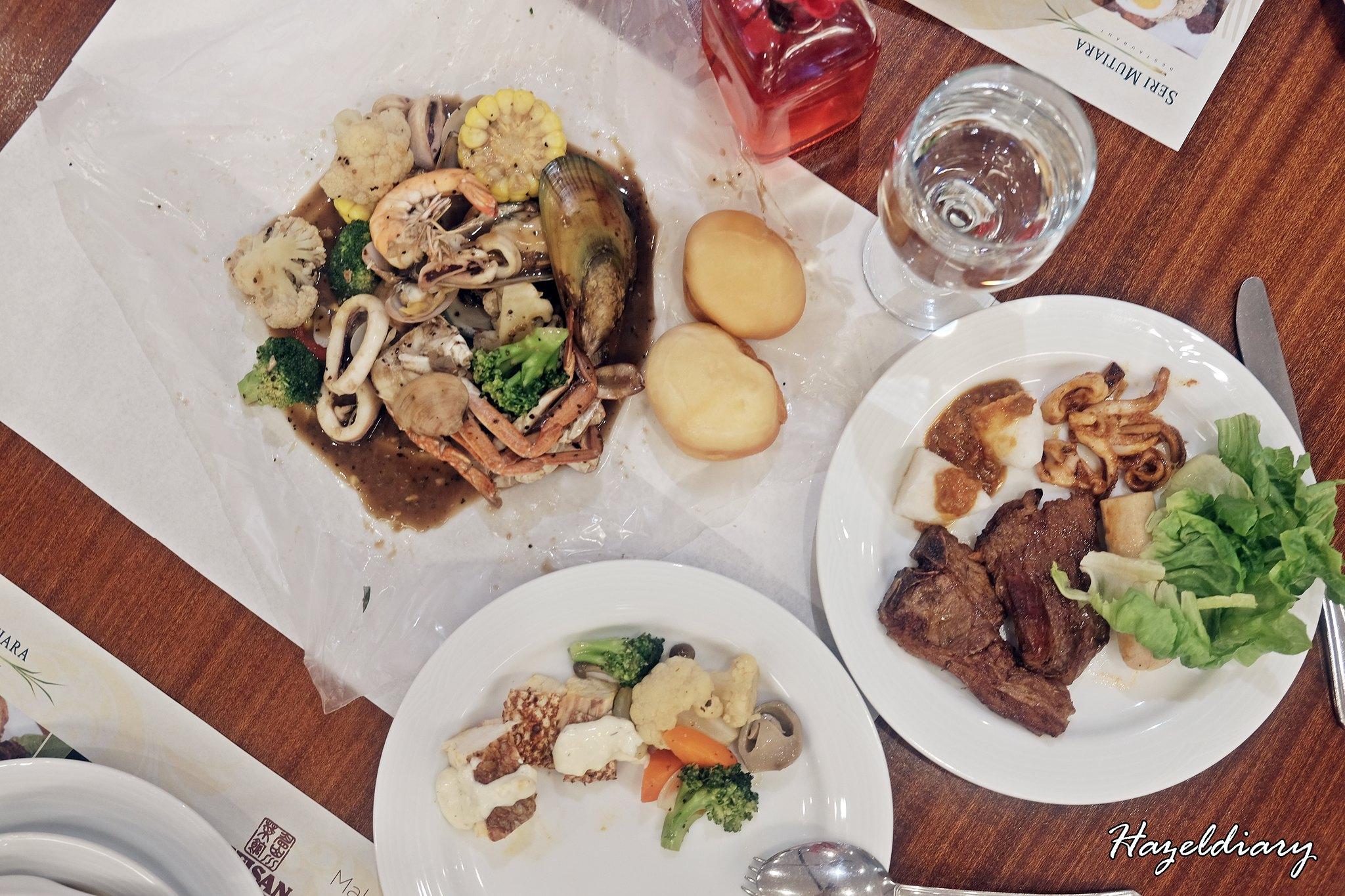 Seri Mutiara Restaurant at Mutiara Hotel JB-14
