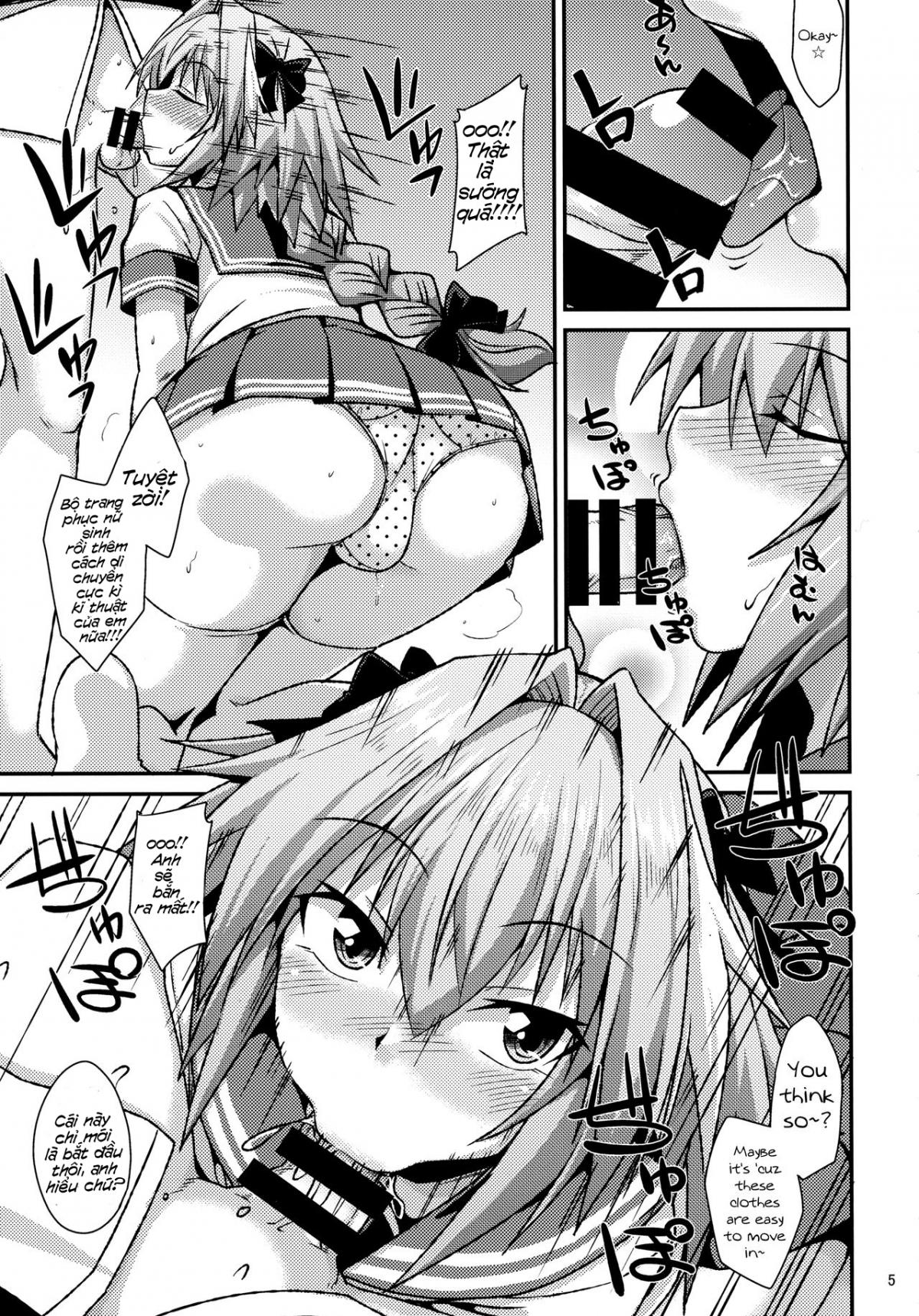 Hình ảnh  trong bài viết Truyện Tranh Gay Risei Daibakuhatsu