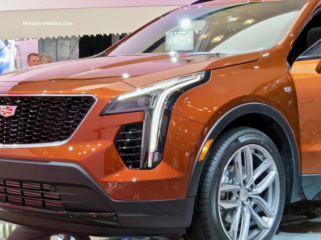 Cadillac XT4 Detail