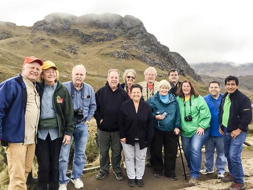 azuay ecuador ecuagenera orchid tour andes mountains