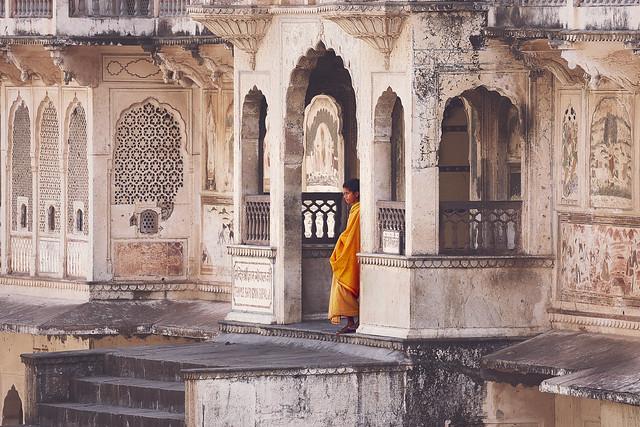 India: The Monkey Temple II.