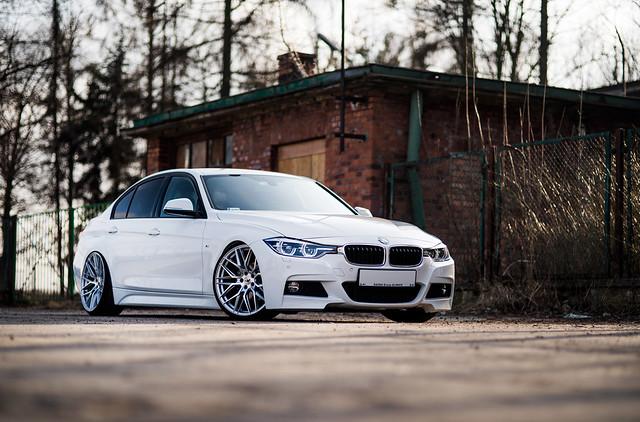 BMW F30 | JR28 Silver, Nikon D810, AF-S Zoom-Nikkor 24-70mm f/2.8G ED