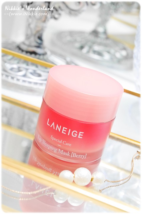 Laneige蘭芝 夜間保濕修護唇膜
