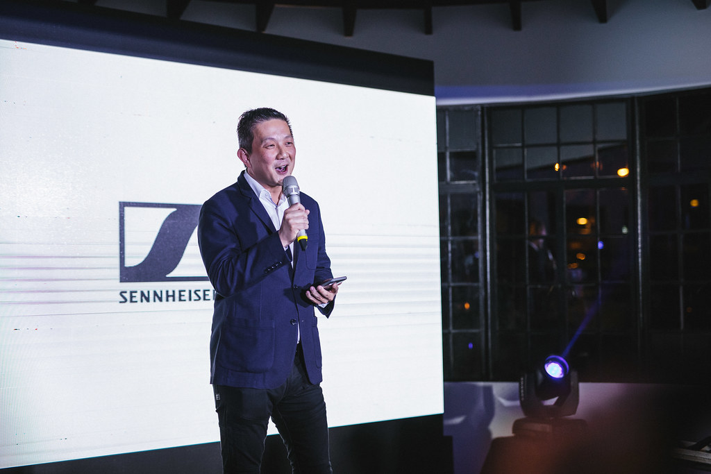 Sennheiser Post Event 008