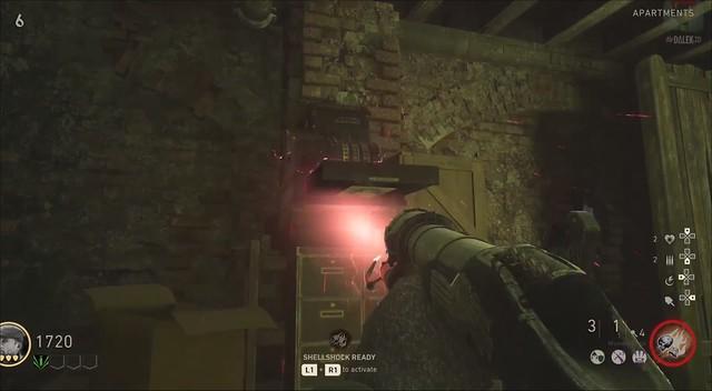 Call of Duty WW2 Wunderbluss caja registradora