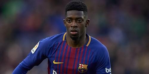 Dembele: Aku akan berada di Barcelona untuk waktu yang lama