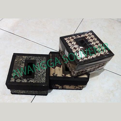 kotak tisu batik tanggung 1
