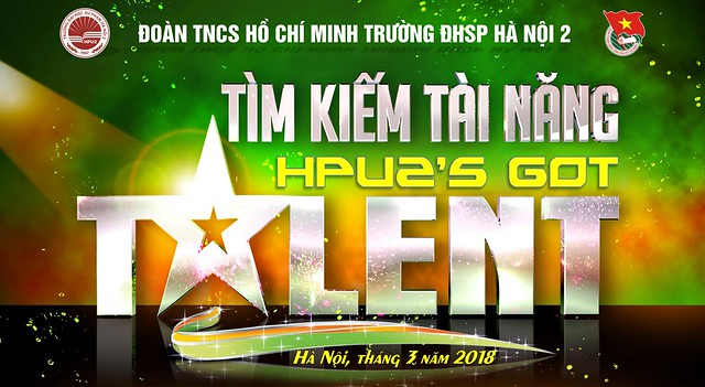 Trailer HPU2's got talent 2018 (1)