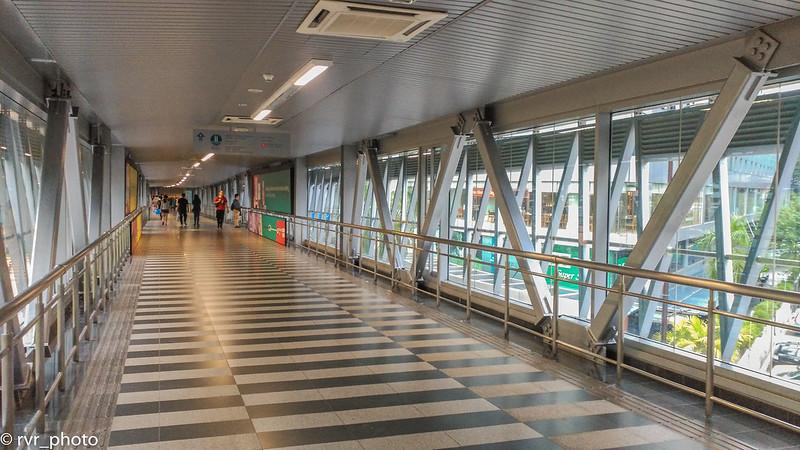 Pedestrian Walkways Kuala Lumpur