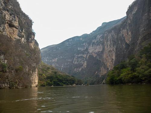 Sumidero Canyon - Chiapas