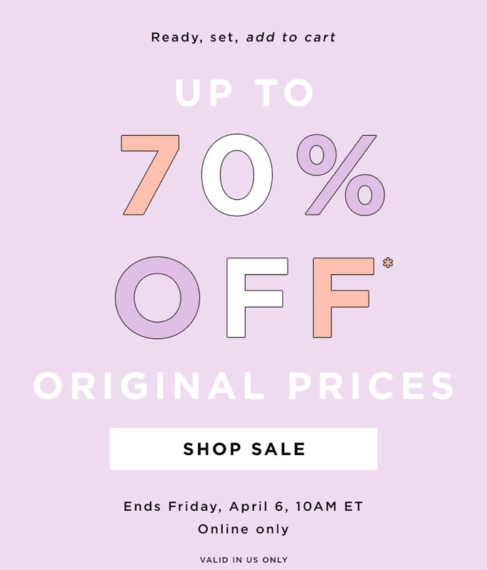 4.5.18 Get up to 50% off sale styles at LOFT!
