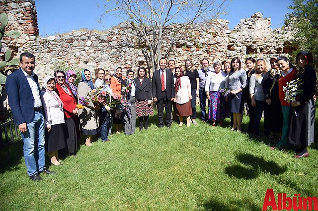 Kemal Atlı'da kültür alışverişi