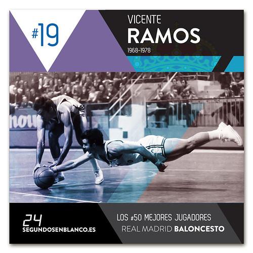 #19 VICENTE RAMOS