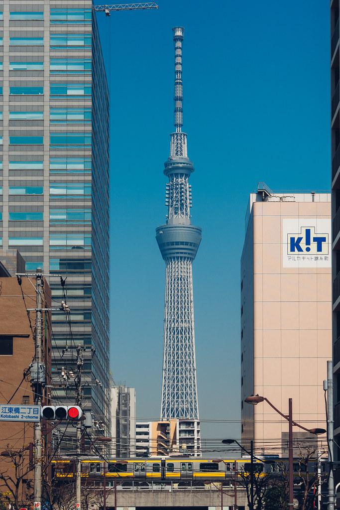 Skytree晴空塔|Tokyo City