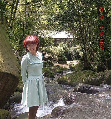 春遊桃園復興桃源仙谷 (54)