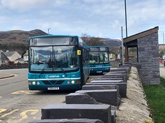 Arriva Serving Llanberis